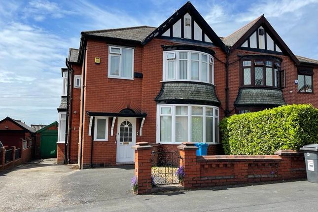 Thumbnail Semi-detached house to rent in Windsor Road, Oldham