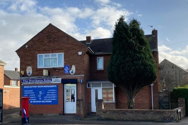 Retail premises for sale in Spennymoor, Co. Durham