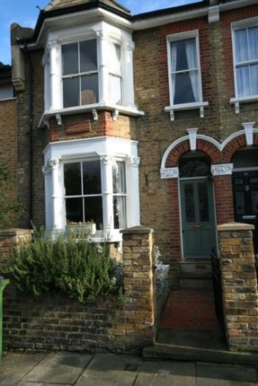Thumbnail Terraced house to rent in Westcombe Hill, Blackheath