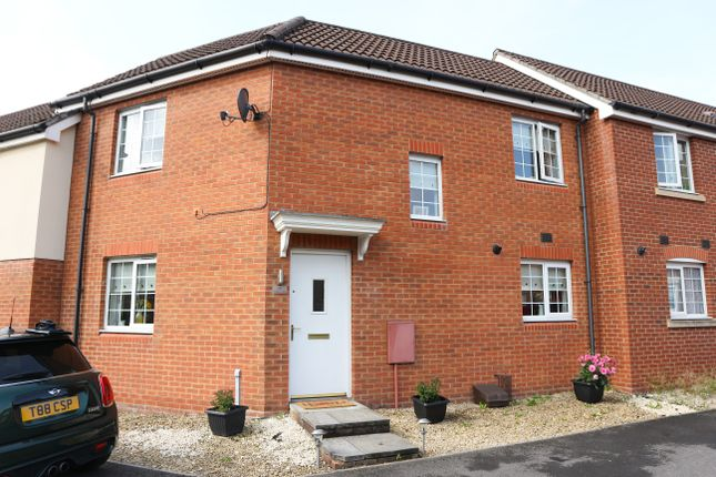 Thumbnail Terraced house for sale in Penderyn Close, Cae Penderyn, Merthyr Tydfil