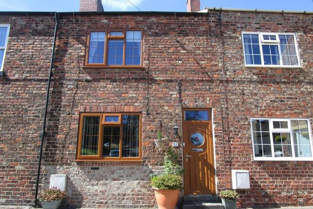 Thumbnail Terraced house for sale in Cockpit Hill, Brompton, Northallerton
