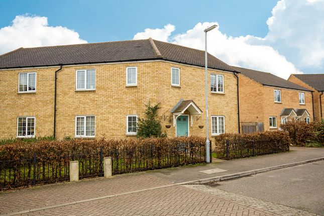 Thumbnail Semi-detached house for sale in Covent Garden, Willingham, Cambridge