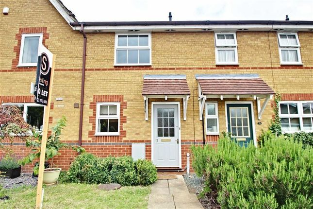 Thumbnail Terraced house to rent in Romany Court, Hemel Hempstead