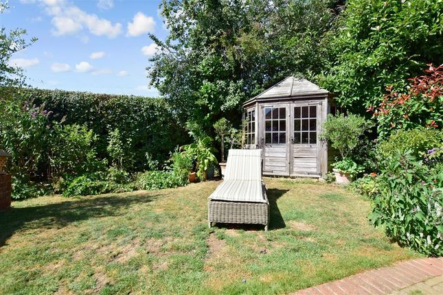 Rear Garden of Heath Road, Langley, Maidstone, Kent ME17