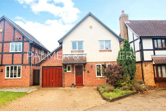 Thumbnail Detached house for sale in Hedgelands, Copford, Colchester