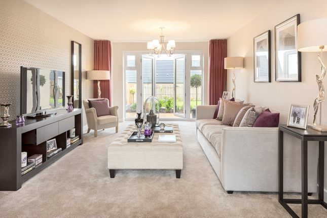 "Thumbnail Detached house for sale in ""Emerson"" at Fox Lane, Green Street, Kempsey, Worcester"