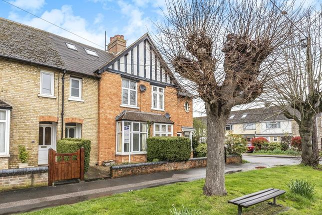 Thumbnail Terraced house for sale in Hensington Road, Central Woodstock