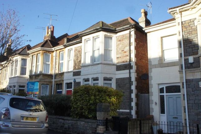 Thumbnail Terraced house to rent in Kennington Avenue, Bishopston