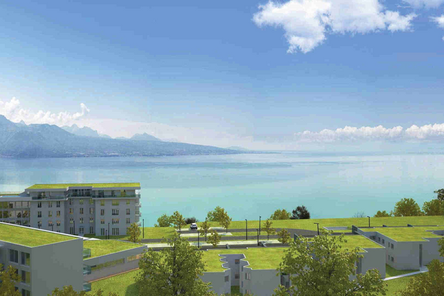 Thumbnail Apartment for sale in Riviera Vaudoise, Lausanne (District), Vaud, Switzerland