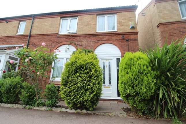 Thumbnail Semi-detached house to rent in Clay Hill, Two Mile Ash, Milton Keynes