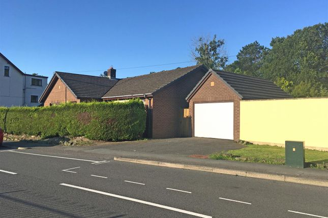Thumbnail Detached bungalow for sale in Waunfawr, Aberystwyth