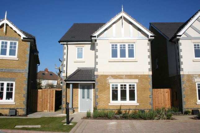 Thumbnail Detached house for sale in Plot 12, Compass Fields, Bucks Avenue, Watford