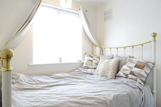 Bedroom Three of North Avenue, Coalville, Leicestershire LE67