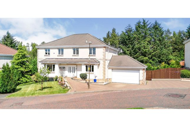 Thumbnail Detached house for sale in Skivo Wynd, Livingston