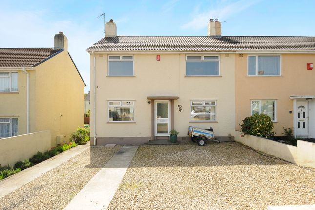 Semi-detached house for sale in Thames Gardens, Efford, Plymouth