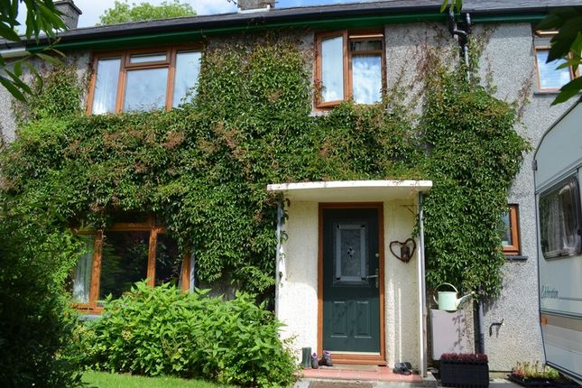 Thumbnail Semi-detached house for sale in Ystad Y Wenallt, Llanbedr, Gwynedd