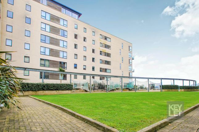 Thumbnail Flat for sale in Celestia, Falcon Drive, Cardiff Bay
