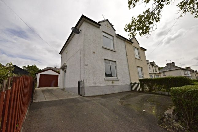 Thumbnail Semi-detached house for sale in Bellahouston Drive, Glasgow