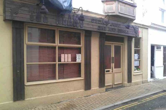 Thumbnail Retail premises to let in Castle Street, Ryde