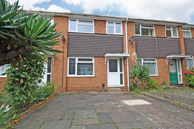 Thumbnail Terraced house to rent in Barrack Road, St. Leonards, Exeter