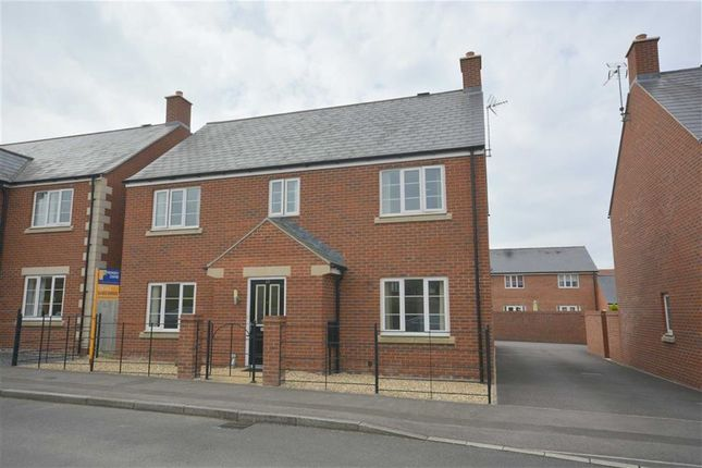 Thumbnail Detached house for sale in Hunts Grove Drive, Hardwicke, Gloucester