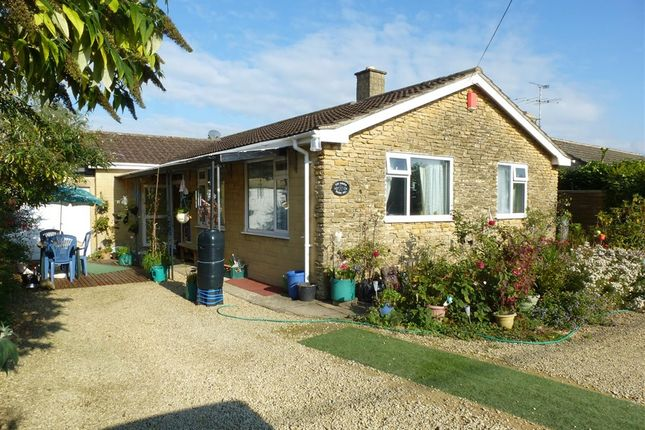 Thumbnail Detached bungalow for sale in Shaw Hill, Shaw, Melksham