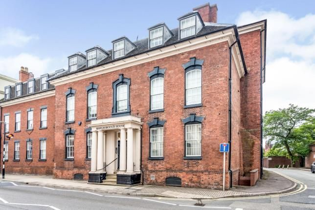 Thumbnail Flat for sale in Marlborough House, St. John Street, Lichfield, Staffordshire