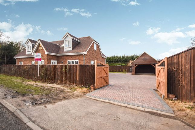 Thumbnail Property for sale in Braintree Road, Little Waltham, Chelmsford