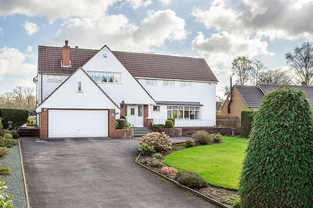 Thumbnail Detached house for sale in Stanley Moss Lane, Stockton Brook, Stoke-On-Trent