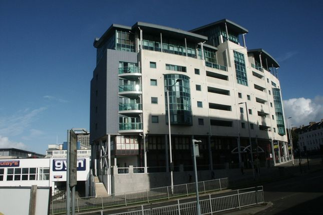 Thumbnail Property for sale in Flat 1 The Crescent, Plymouth, Devon