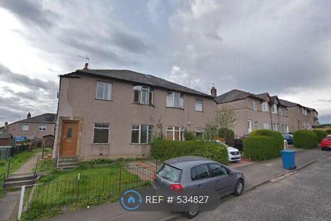 Thumbnail Flat to rent in Thurston Road, Glasgow