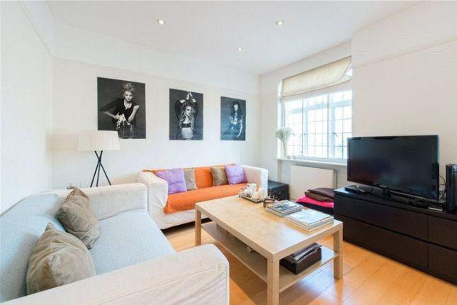 3 bed flat to rent in York Street, Marylebone, London W1H