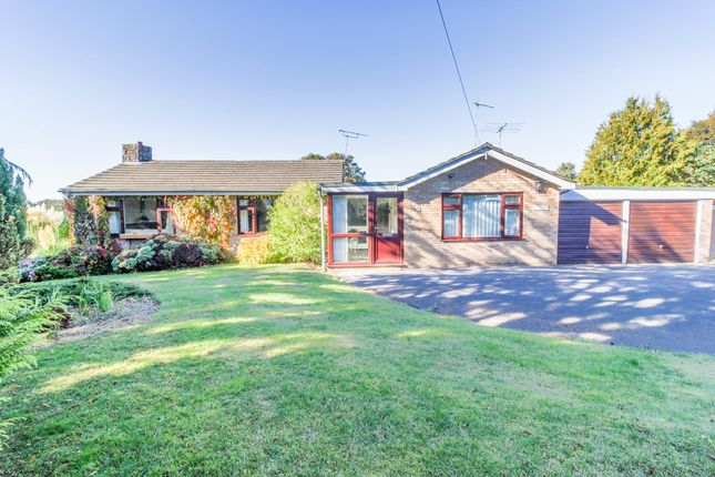 Thumbnail Bungalow for sale in Chilbolton, Stockbridge, Hampshire