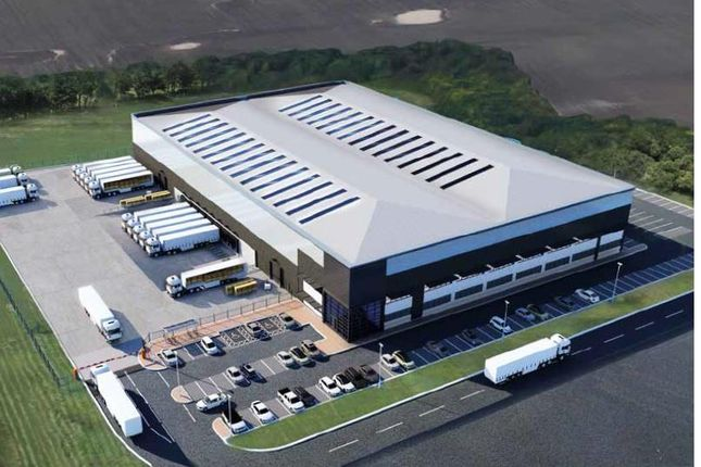 Industrial for sale in Omega Point, Junction 8 M62, Warrington