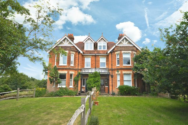 Thumbnail Flat to rent in Guildford Road, Runfold, Farnham