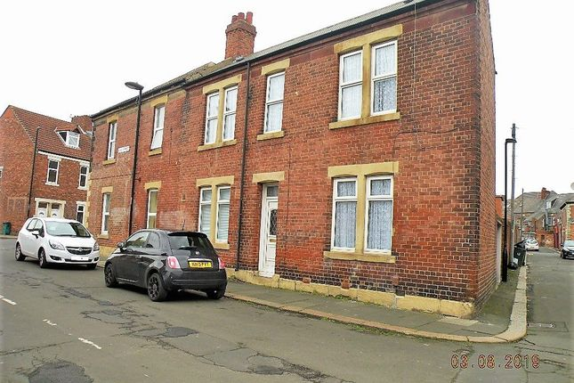 Thumbnail Terraced house to rent in Vine Street, Wallsend