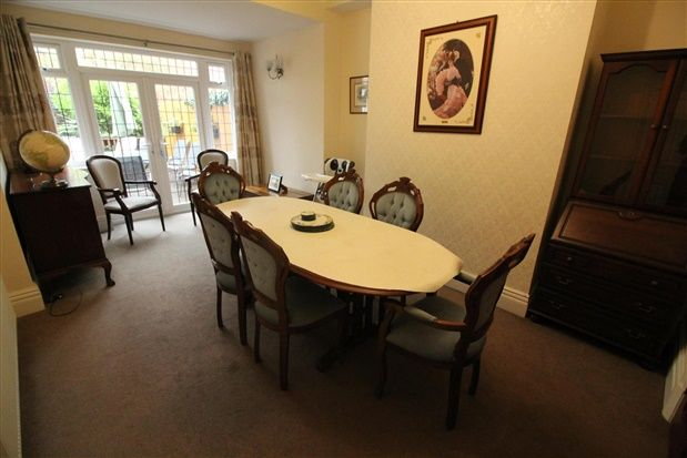 Dining Room of Clifton Drive, Lytham St. Annes FY8