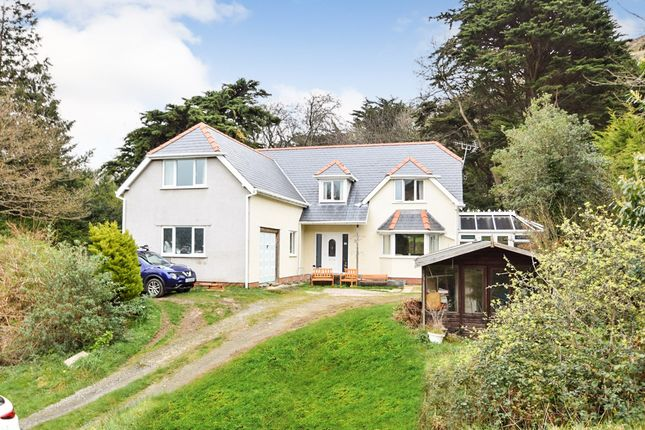 Thumbnail Detached house for sale in Glan Y Coed Park, Dwygyfylchi, Penmaenmawr