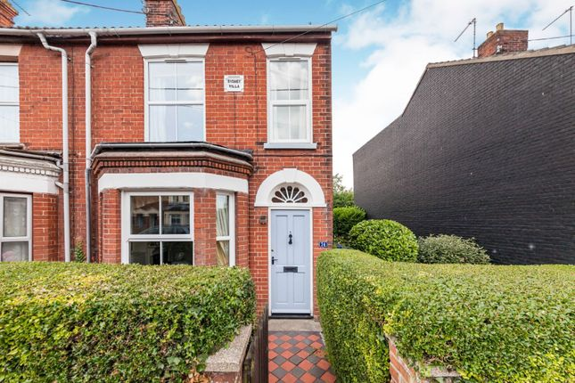 Thumbnail End terrace house for sale in Beccles, Suffolk
