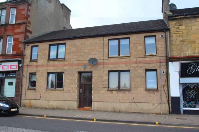Thumbnail Flat for sale in Alexander Street, Airdrie, North Lanarkshire