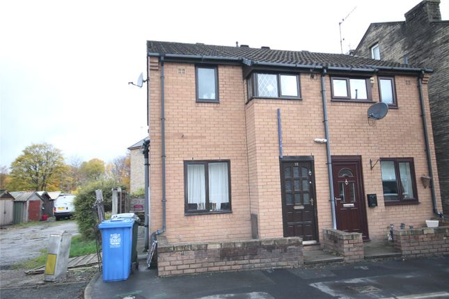 Thumbnail End terrace house to rent in Hartley Street, Littleborough, Greater Manchester