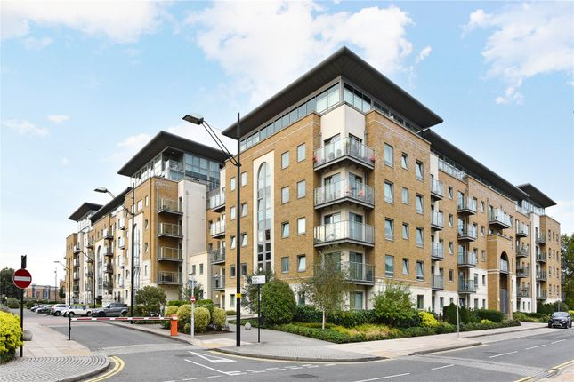 Thumbnail Flat for sale in Building 50, Argyll Road, London
