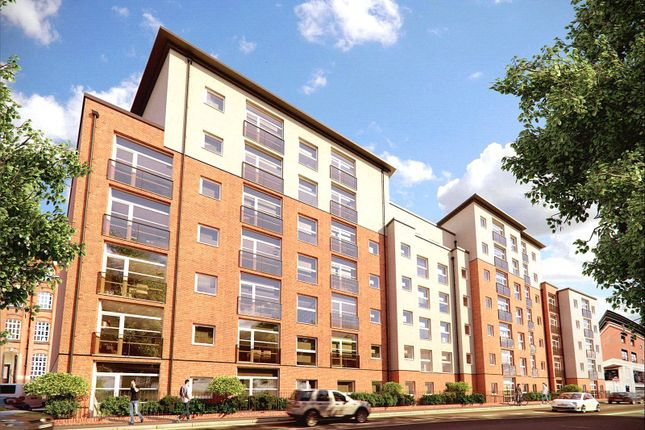 Flat for sale in Aria Apartments, Chatham Street, Leicester
