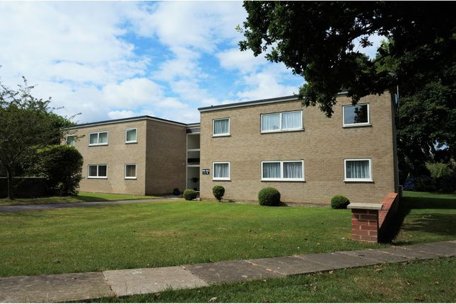 Thumbnail Flat for sale in Conifer Close, West Christchurch
