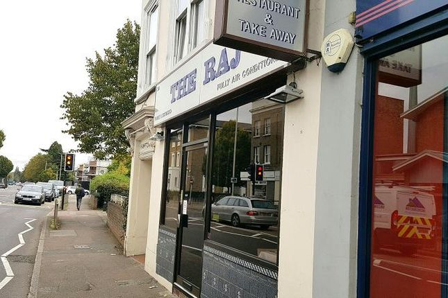 Thumbnail Restaurant/cafe for sale in Ware Road, Hertford