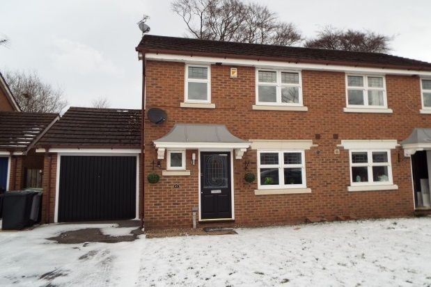 Thumbnail Semi-detached house to rent in Glenside Drive, Wilmslow