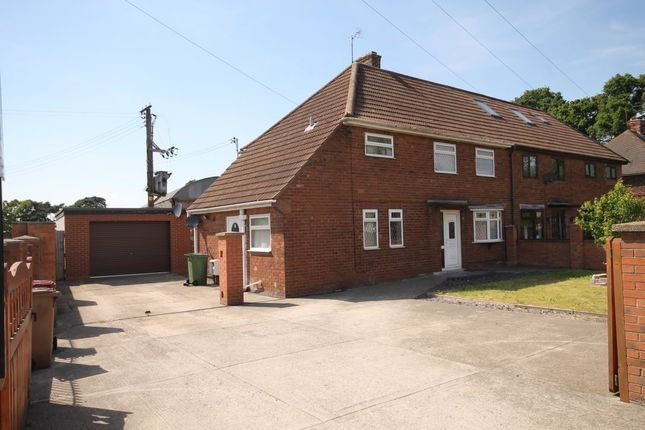 Thumbnail Semi-detached house to rent in Scotter Road, Scunthorpe