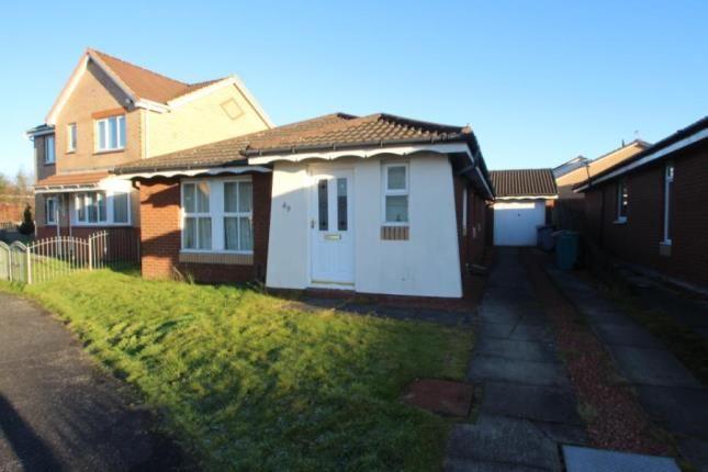 Thumbnail Bungalow for sale in Meadow Walk, Coatbridge, North Lanarkshire