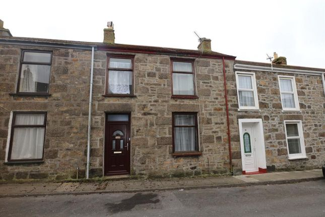 Thumbnail Terraced house for sale in William Street, Camborne