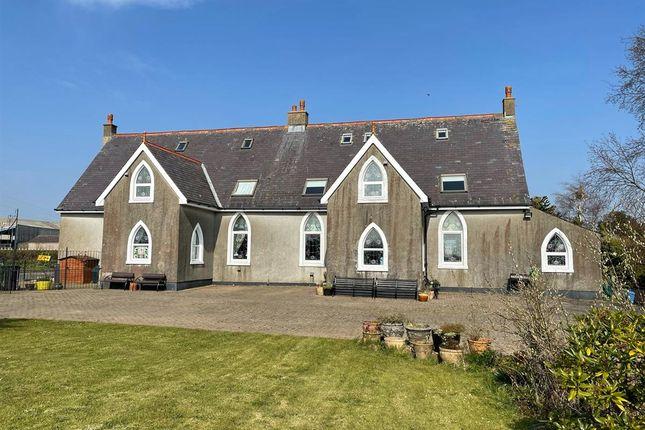 Thumbnail Detached house for sale in Chapel House & Lodge, Aspatria, Wigton